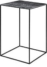Table basse Slim Irony Art / 41 x 41 x H 64 cm-