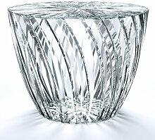 Table basse SPARKLE de Kartell, Cristal