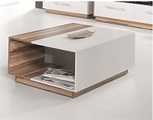TABLE BASSE WHITE