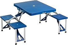 Table camping valise - IMAGIN