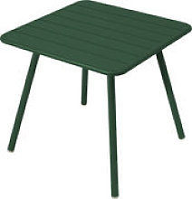 Table carrée Luxembourg / 80 x 80 cm - 4 pieds -