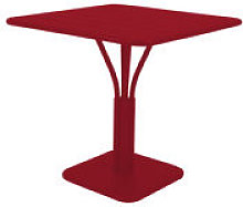 Table carrée Luxembourg / 80 x 80 cm - Pied