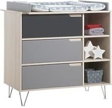 Table - commode - plan a langer marit commode a