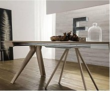 Table console Extensible JACK taupe - -