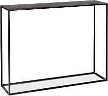 Table console style industriel 'LOLITA' en