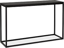 Table console style industriel 'RIVER' en