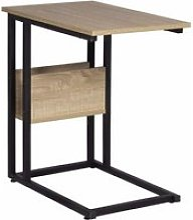 Table d'appoint 59,5 cm beige helloshop26