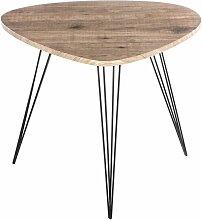 Table d'appoint design Neile - L. 69 x H. 60