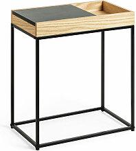 Table d'appoint Detail 50 x 30 cm FSC MIX