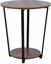 Table d'appoint Evazory, table basse ronde