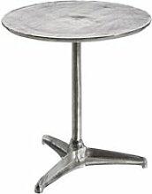 Table d'appoint métal taille s - laku - l 47
