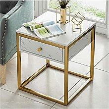 Table d'appoint Table basse 40cm Canapé de