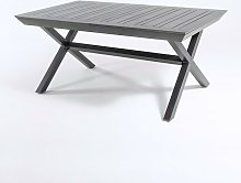 Table d'extérieur extensible de 170 cm à 240