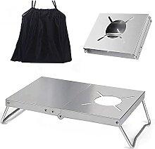 Table d'isolation thermique de support de