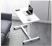 Table D'Ordinateur Portable Au-Dessus De La