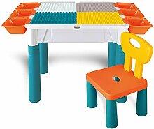 Table d'activité polyvalente, table de