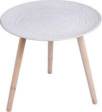 Table d appoint Dots Haute