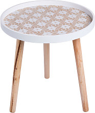 Table d appoint Hexagon