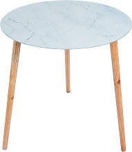 Table d appoint Marble