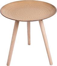 Table d appoint Quelle - Brun sable