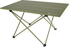 Table de barbecue en aluminium de table pliante
