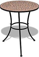 Table de Bistrot d'Extérieur, Table de Patio