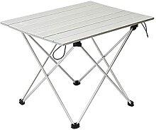 Table de camping légère en aluminium - Table de