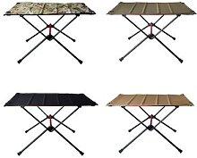 Table de Camping pliable Portable en alliage