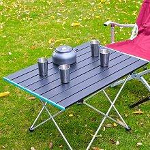 Table de Camping pliante Portable ultralégère,