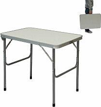 Table de Camping Portable   Pliante en Mallette  