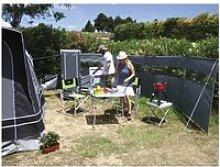 Table de camping sans chaise - table de