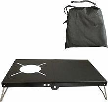 Table De Camping, Table De Support De Rechaud De
