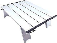 Table de camping ultralégère, compacte, mini