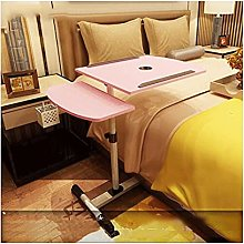 Table de canapé Table à roulettes réglable en