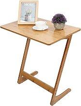 Table de canapé, table d'appoint en forme de