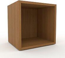 Table de chevet - Chêne, design minimaliste,