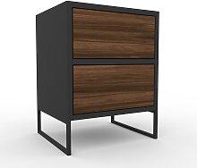 Table de chevet - NULL, design minimaliste, table