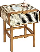 Table de Chevet Tables de chevet en rotune Table