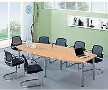 Table de conférence - variante de piétement