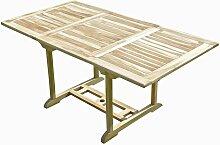 Table de jardin en teck SERANG 6/8 places