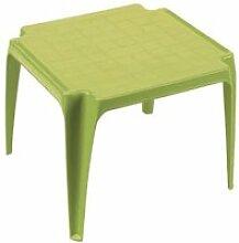 Table de jardin enfant Baby - Vert