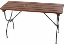 Table de jardin pliable linz, 180 cm -pegane-