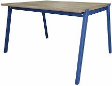 Table de jardin pour enfant en bois d'acacia