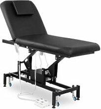 Table de massage électrique 50 watts noir