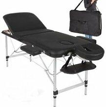Table de massage pliable rembourrage épais
