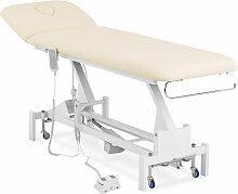 Table de massage professionnel beige - Beige