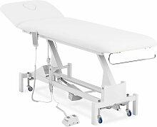 Table de massage professionnel cadre métal