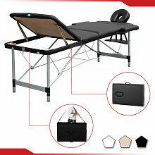 Table de Massage Professionnel Mobile Lit de