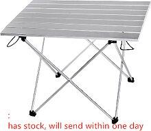 Table de pique-nique Portable en alliage