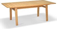 Table de repas LODGE de Vlaemynck, 200 x 105 cm,